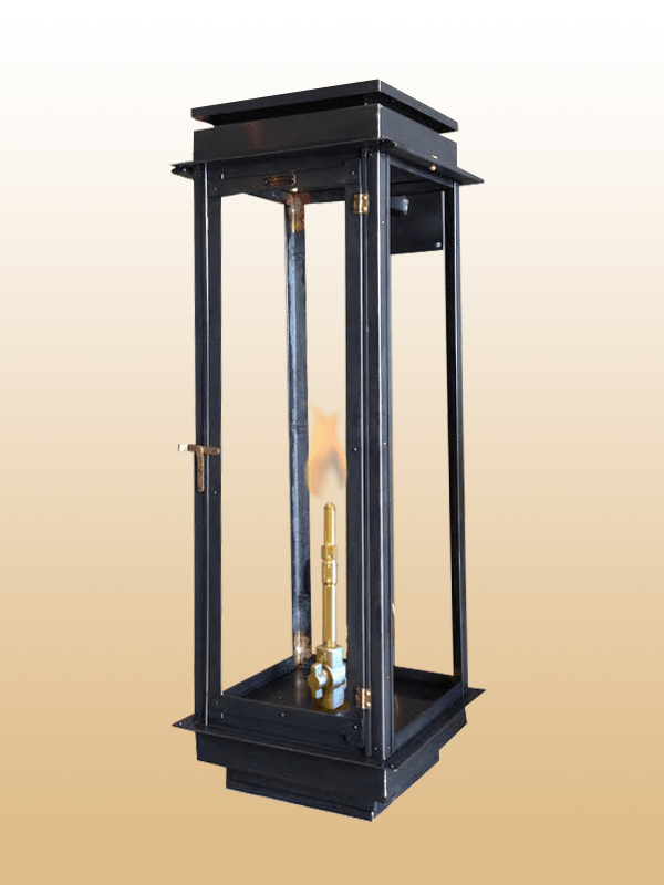 Completely new Copper Gas & Electric Lanterns | Flambeaux Lighting New Orleans TL32