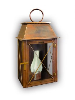 Carriage House Flush Mount Lantern