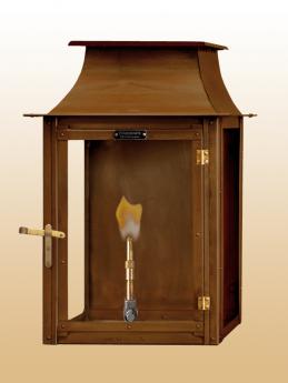 Colonial Style Lantern Flush Mount