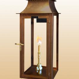 Colonial Style Lantern Bracket Mount