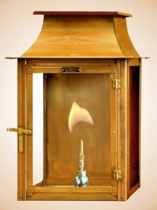 colonial-style-lantern-flush-mount