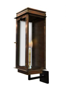 The Manhattan Elbow Bracket Lantern