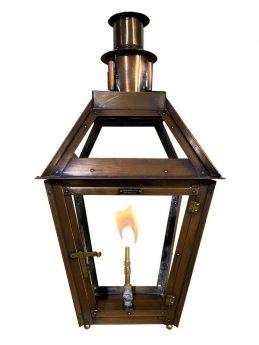 Old New Orleans Lantern – Wall Bracket
