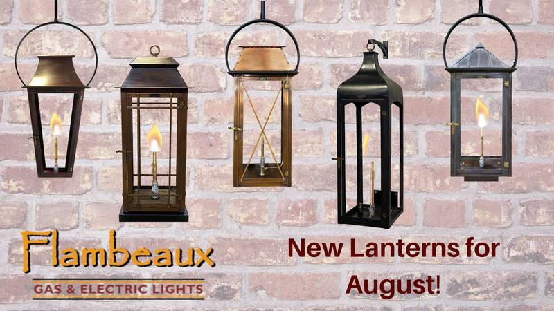 Say Hello to Our Brand New Line-Up of Eye-Catching Lanterns for Your Home!